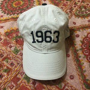 Adjustable UCF 1963 Khaki Baseball Hat / Cap